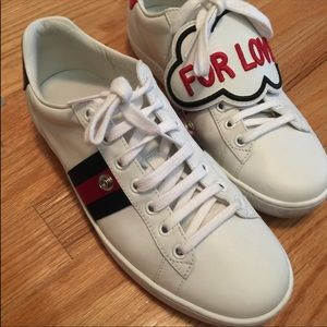 c561d6f36 Gucci Shoes - Authentic Gucci Blind for love shoes